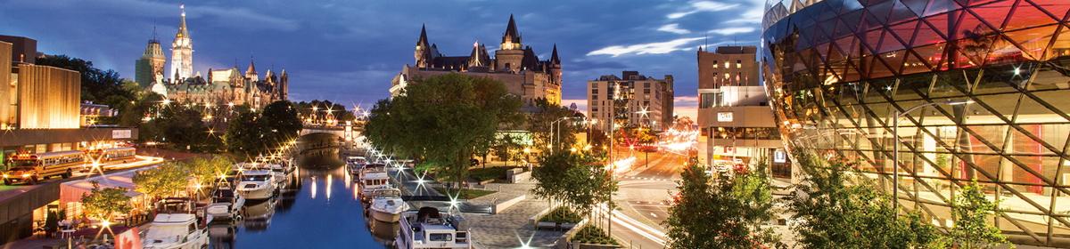 Oxford University Society in Ottawa