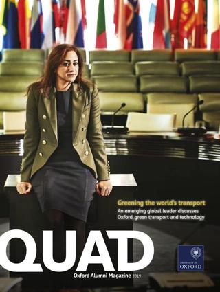QUAD Magazine